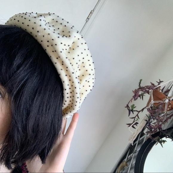 51b86b27336a vintage beaded hat. M_5c575eb76a0bb7f875fdfcf3